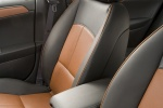 Picture of 2011 Chevrolet Malibu LTZ Interior in Cocoa / Cashmere