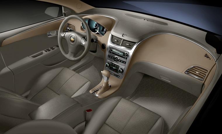 2012 Chevrolet Malibu Ls Interior Picture Image