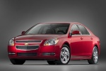2012 Chevrolet Malibu LT in Red Jewel Tintcoat - Static Front Left Three-quarter View