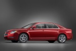 2012 Chevrolet Malibu LT in Red Jewel Tintcoat - Static Side View