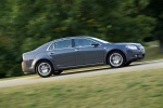 2012 Chevrolet Malibu LTZ in Taupe Gray Metallic - Driving Right Side View