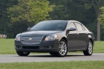 2012 Chevrolet Malibu LTZ in Taupe Gray Metallic - Static Front Left View