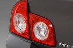 Picture of 2012 Chevrolet Malibu LTZ Tail Light