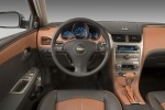 Picture of 2012 Chevrolet Malibu LTZ Cockpit in Cocoa / Cashmere