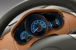Picture of 2012 Chevrolet Malibu LTZ Gauges in Cocoa / Cashmere