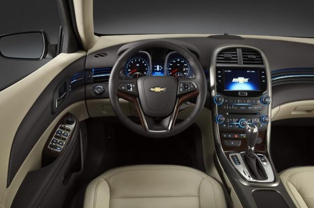 2013 Chevrolet  Malibu Picture