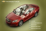 Picture of 2013 Chevrolet Malibu Airbags
