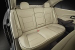 Picture of 2013 Chevrolet Malibu Eco Rear Seats in Cashmere / Light Neutral