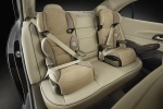 Picture of 2013 Chevrolet Malibu Eco Rear Child Seats in Cashmere / Light Neutral