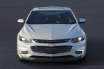 2017 Chevrolet Malibu Premier 2.0T motive in Iridescent Pearl Tricoat - Static Frontal View
