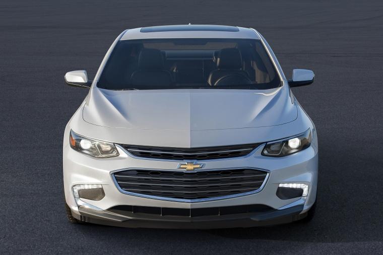 2018 Chevrolet Malibu Premier 2.0T motive Picture