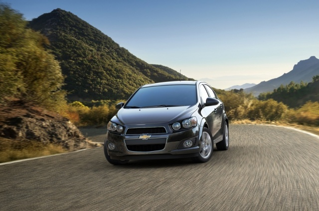 2012 Chevrolet  Sonic Picture