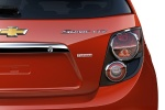 Picture of 2012 Chevrolet Sonic Hatchback Tail Light