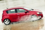 Picture of 2012 Chevrolet Sonic Hatchback in Victory Red