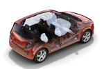 Picture of 2013 Chevrolet Sonic Hatchback Airbags