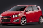 Picture of 2013 Chevrolet Sonic Hatchback RS in Victory Red