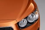 Picture of 2013 Chevrolet Sonic Hatchback LTZ Headlight