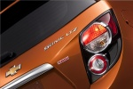 Picture of 2013 Chevrolet Sonic Hatchback LTZ Tail Light