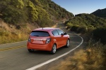 Picture of 2014 Chevrolet Sonic Hatchback LTZ in Red Hot