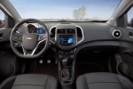 Picture of 2014 Chevrolet Sonic Hatchback RS Cockpit in Jet Black / Dark Titanium