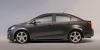 2014 Chevrolet Sonic Pictures