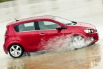 Picture of 2015 Chevrolet Sonic Hatchback LTZ in Red Hot