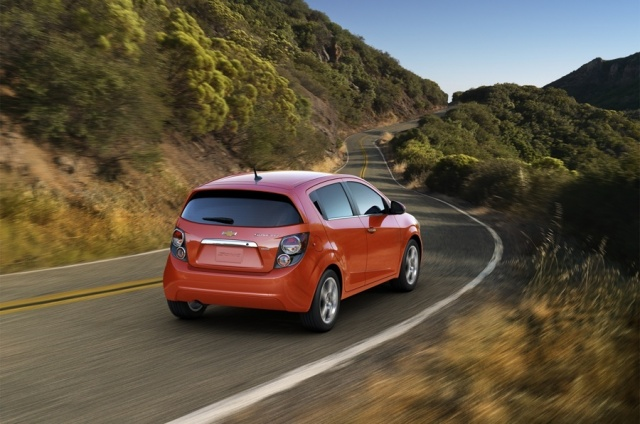 2016 Chevrolet  Sonic Picture