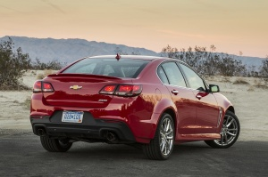 2014 Chevrolet  SS Picture