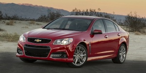 2014 Chevrolet SS Reviews / Specs / Pictures / Prices