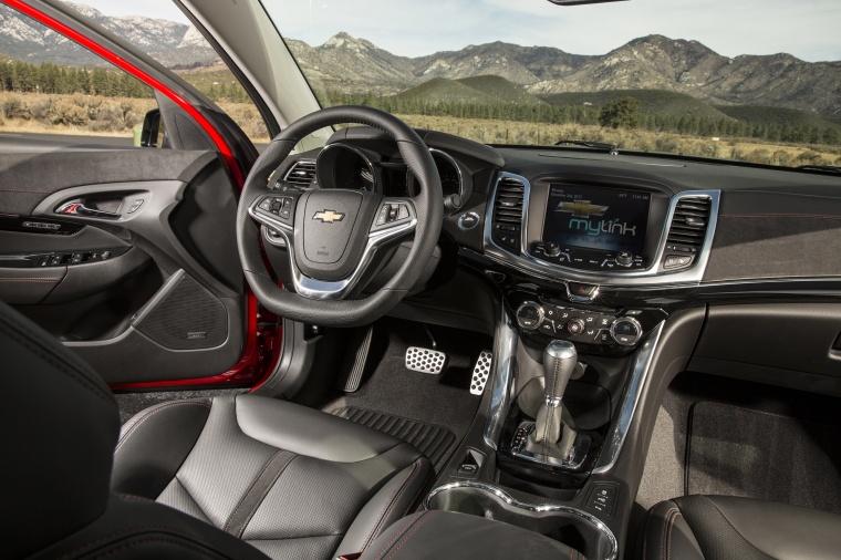 2015 Chevrolet SS Cockpit Picture