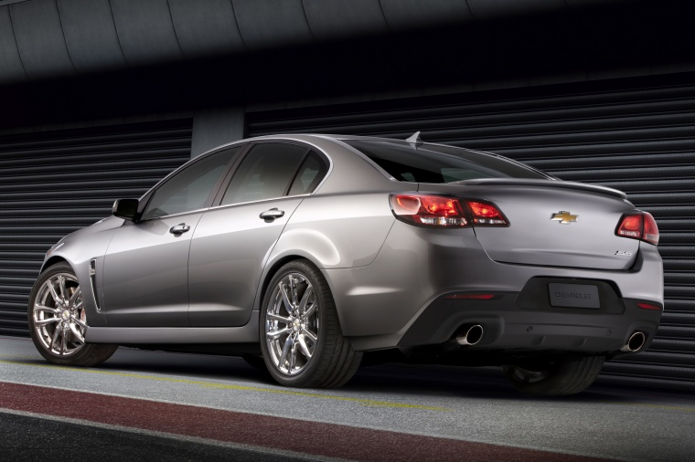 2015 Chevrolet SS Picture