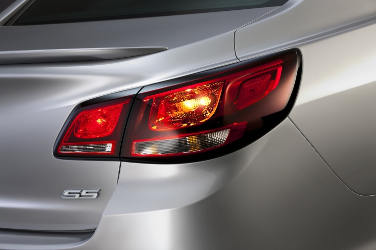 2015 Chevrolet SS Tail Light Picture