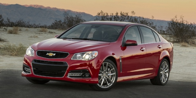 2015 Chevrolet SS Pictures