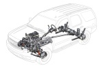 Picture of 2010 Chevrolet Tahoe LTZ Drivetrain