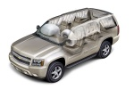 Picture of 2010 Chevrolet Tahoe LTZ Airbags