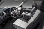 Picture of 2010 Chevrolet Tahoe LTZ Front Seats
