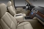 Picture of 2011 Chevrolet Tahoe LTZ Front Seats