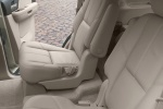 Picture of 2011 Chevrolet Tahoe LTZ Rear Seats