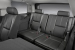 Picture of 2012 Chevrolet Tahoe Hybrid Rear Seats
