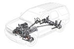 Picture of 2013 Chevrolet Tahoe LTZ Drivetrain