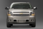 2013 Chevrolet Tahoe LTZ in Champagne Silver Metallic - Static Frontal View