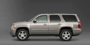 2013 Chevrolet Tahoe Pictures