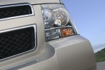 Picture of a 2014 Chevrolet Tahoe LTZ's Headlight
