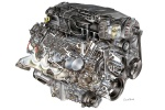 Picture of a 2014 Chevrolet Tahoe LTZ's 5.3-liter V8 Engine