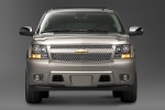 2014 Chevrolet Tahoe LTZ in Champagne Silver Metallic - Static Frontal View