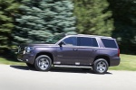 2015 Chevrolet Tahoe LT 4WD Z71 in Sable Metallic - Driving Side View