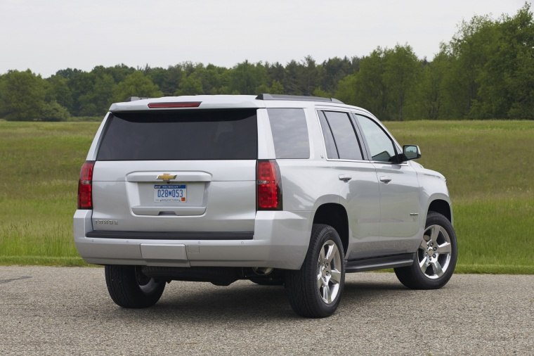 2017 Chevrolet Tahoe Picture