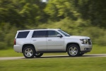 Picture of 2018 Chevrolet Tahoe in Silver Ice Metallic