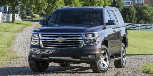 2018 Chevrolet Tahoe Pictures