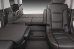 Picture of a 2019 Chevrolet Tahoe's Rear Seats Folded
